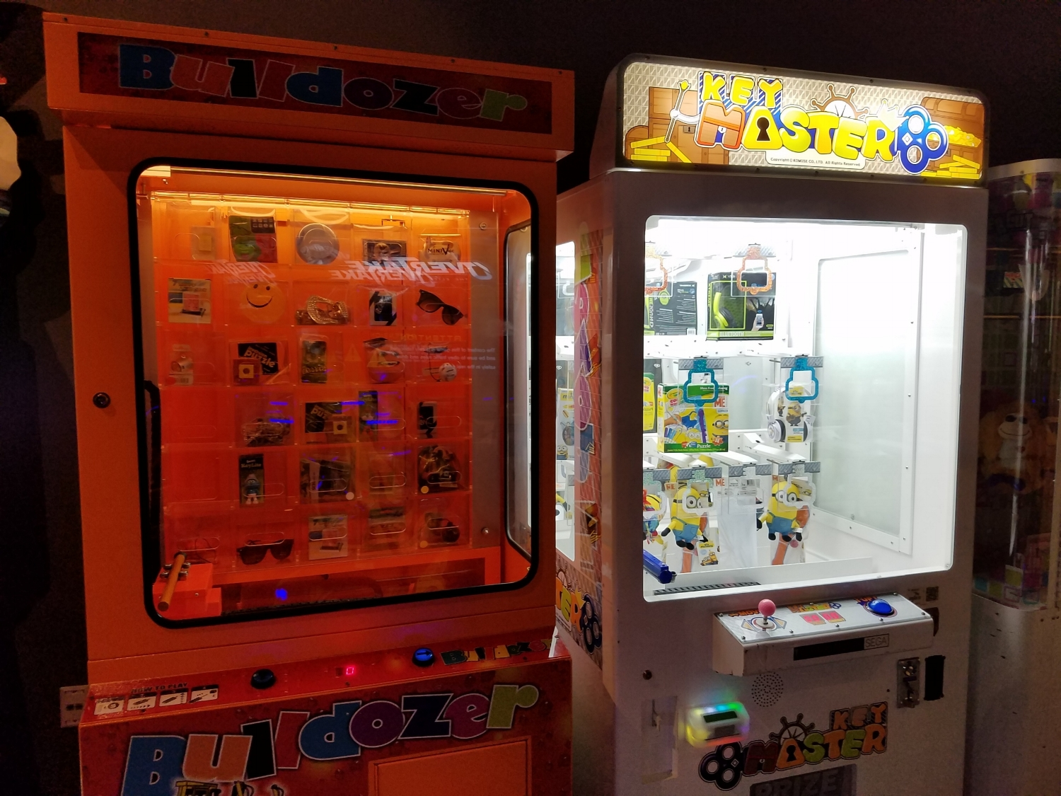 Win Prizes at Calypso Game Zone