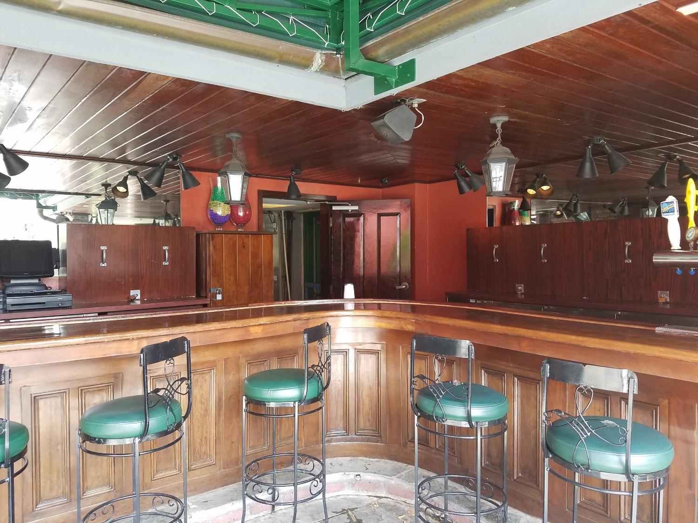 Bar Seating at Pat O'Brien's