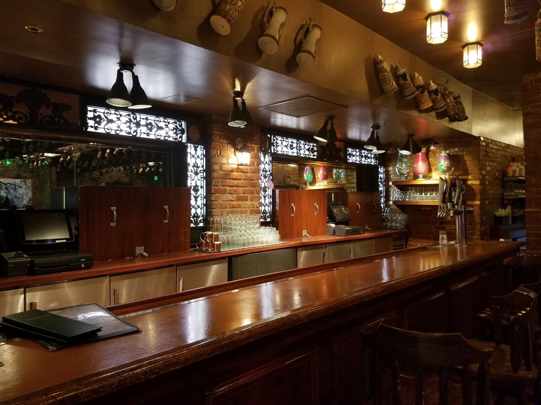 Pat O'Brien's Bar Area