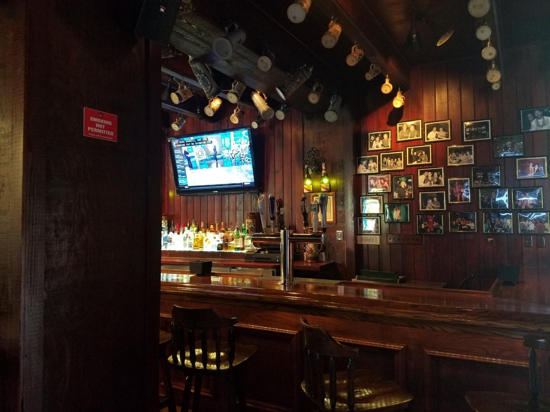 Bar Area at Pat O'Brien's