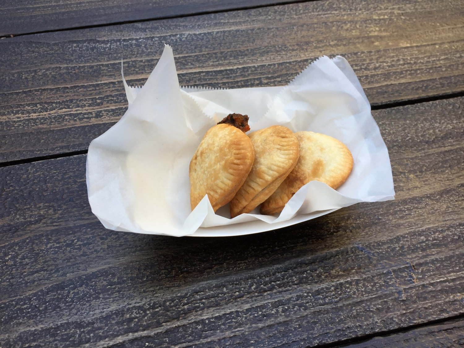 Cornish Pasties from The Hopping Pot.