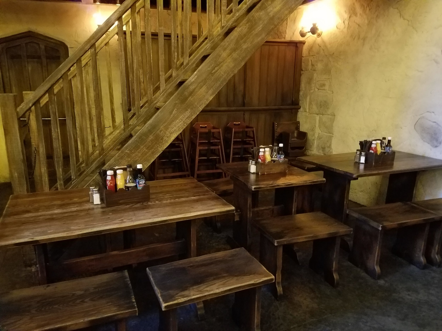 Seating, Booster Seats, and High Chairs at Leaky Cauldron