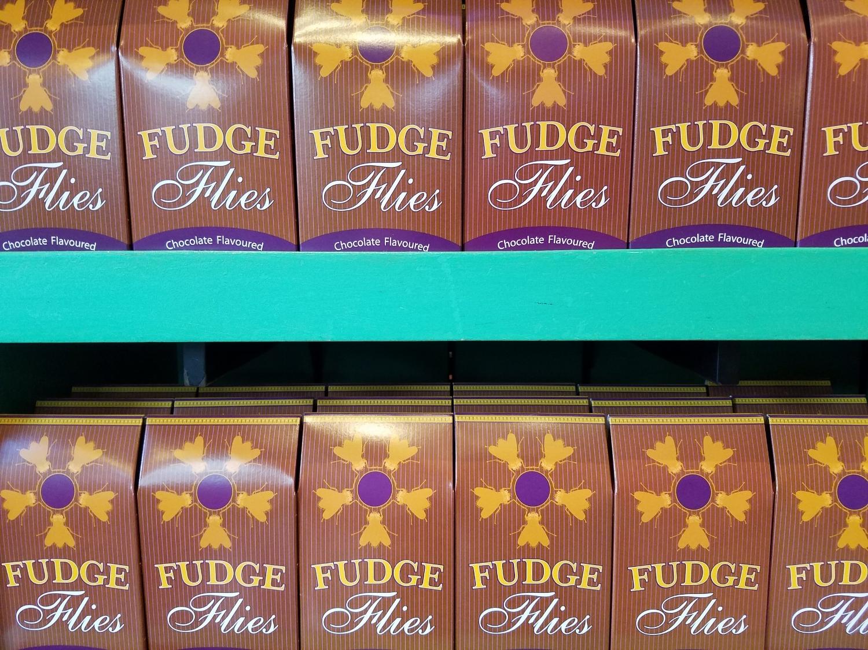 Fudge Flies from Honeydukes