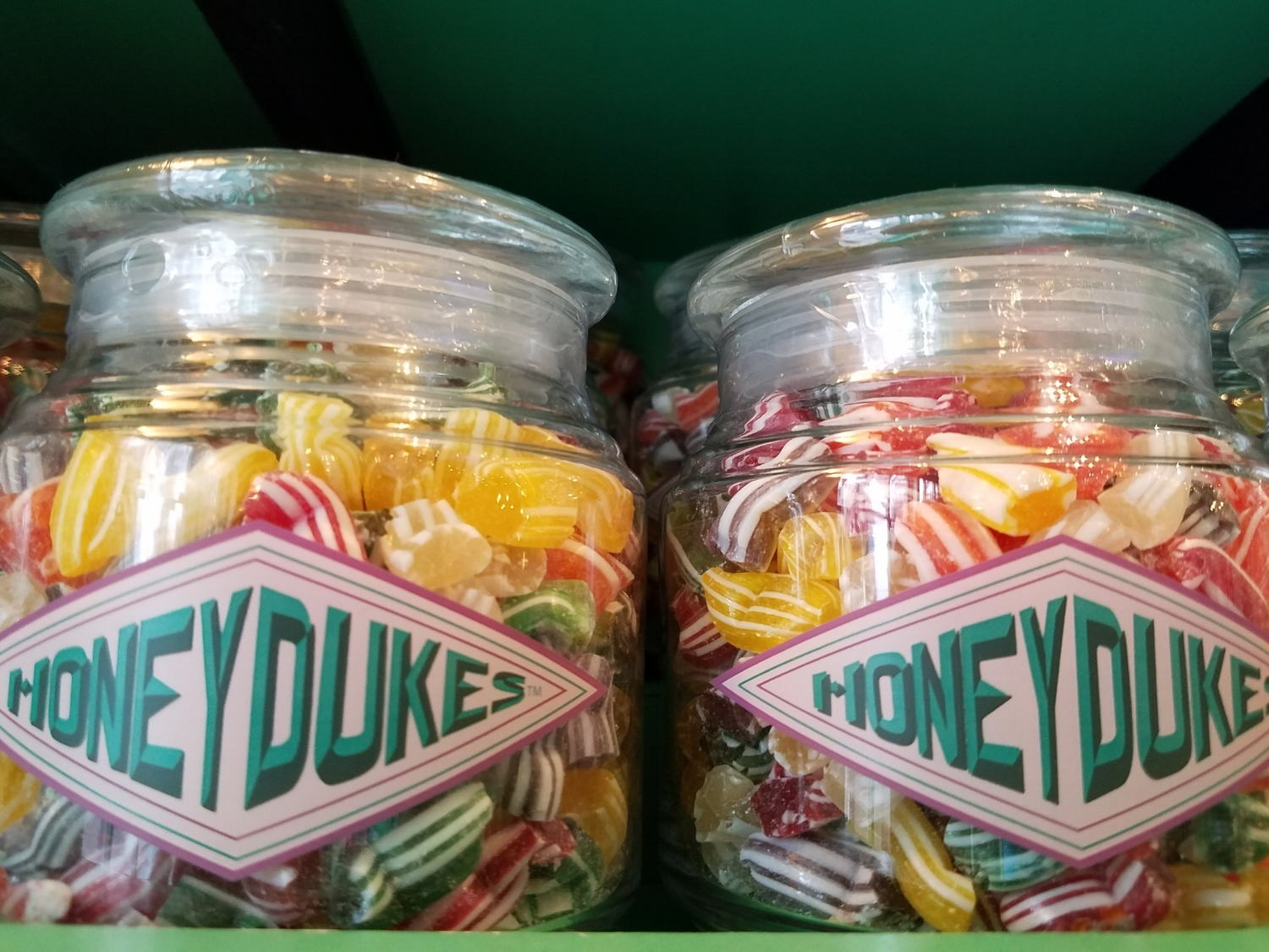 Fruit and Spice Bows from Honeydukes