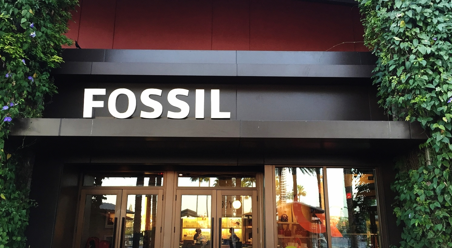 The Fossil store in Universal CityWalk Orlando.
