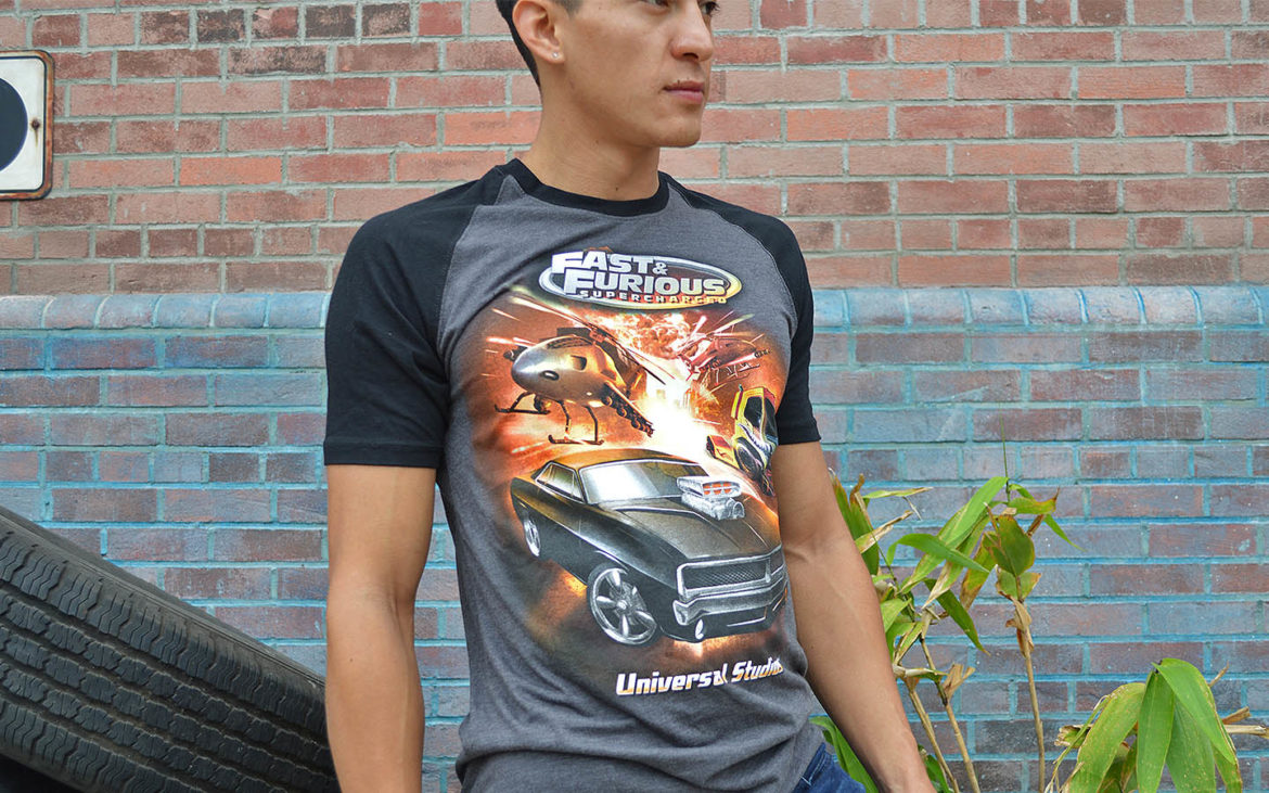 Fast & Furious: Supercharged T-shirt