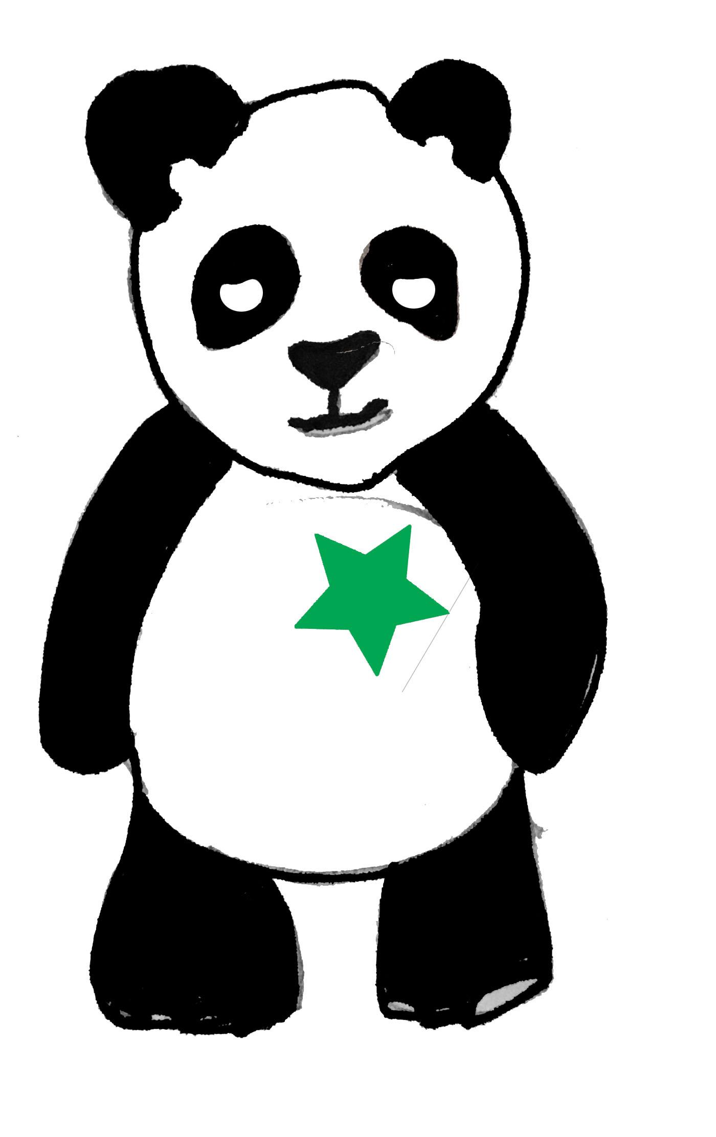 Peace Panda Prototype