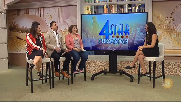"""Congratulations to Kamelia Hristeva, Founder and CEO of Green Star Movement, who was named a """"4-Star Chicagoan"""" and featured on ABC Chicago's  Windy City LIVE !  In the clip, you'll see footage of our team and volunteers hard at work on site and an interview with Kamelia filmed in front of a live studio audience!"""