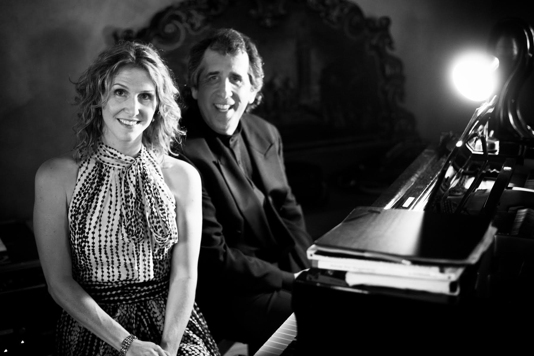 Love's Journey Co-Creators: Cantor Lauren Bandman and Russell Norman