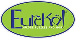 stocking stuffer two minute timer at Eureka Puzzles
