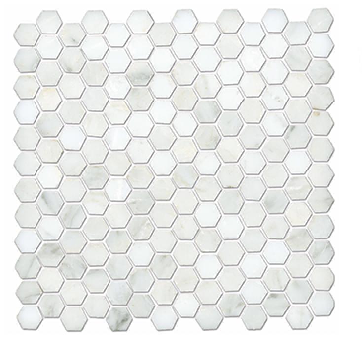 Copy of Copy of Copy of Copy of Copy of The Tile Shop Hex Tile