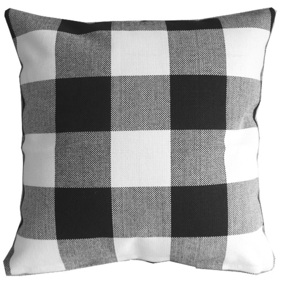 Copy of Copy of Copy of Buffalo check pillow