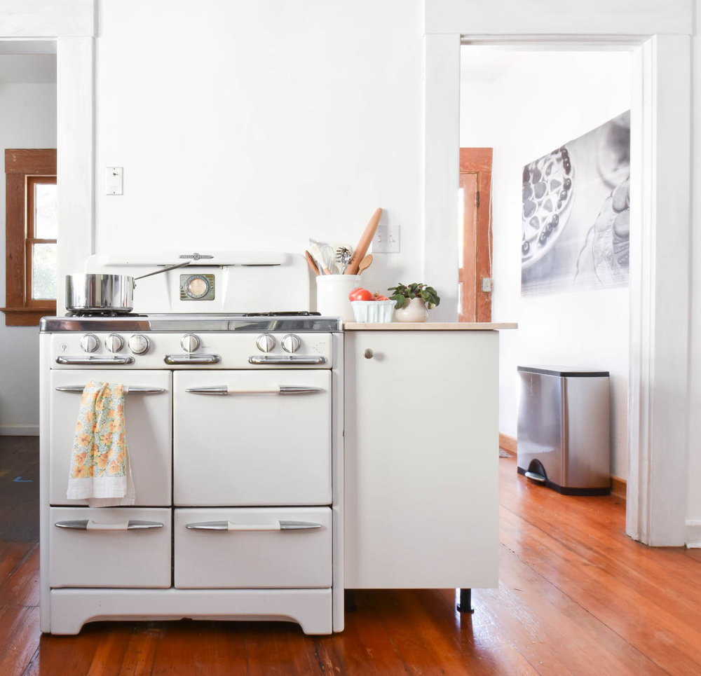 Three Ways To Add Kitchen Countertop Space On A Budget The Gold Hive