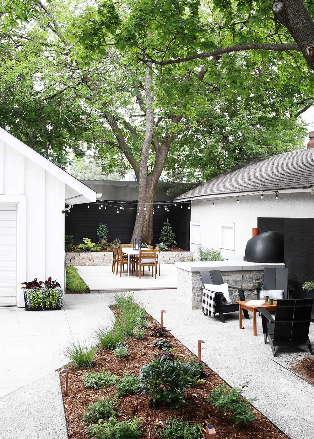 The Faux Backyard