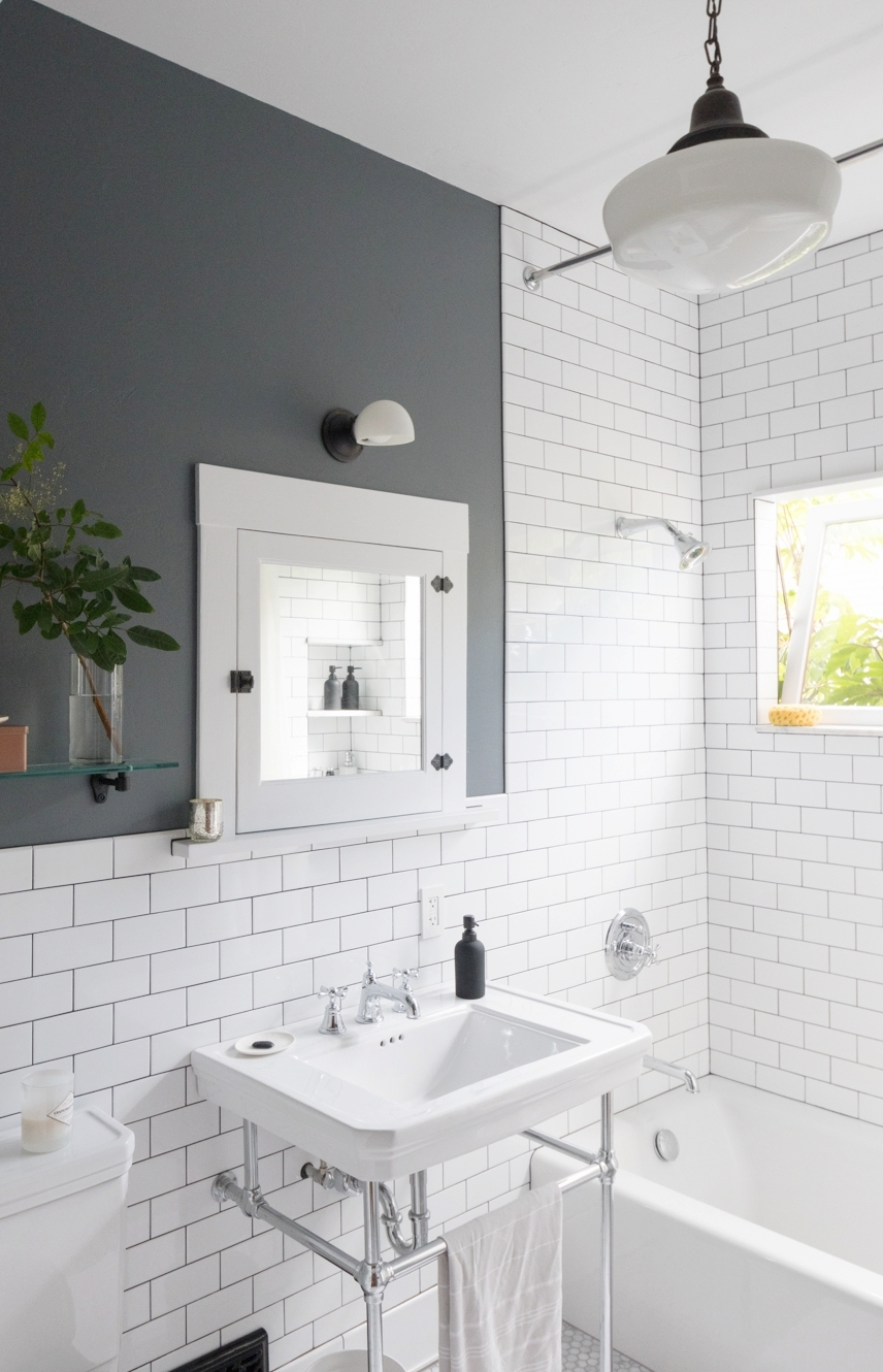 The Gold Hive Bathroom Reveal