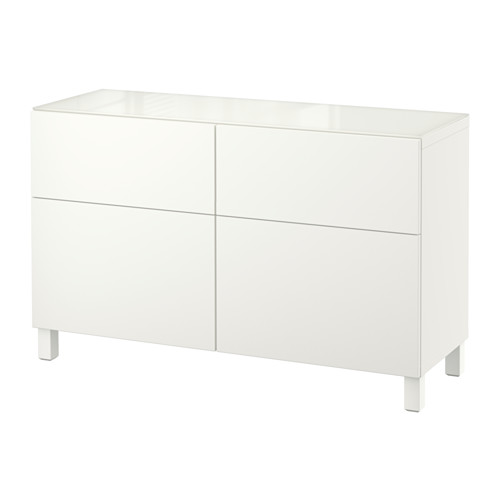 BESTA Storage Unit with drawers