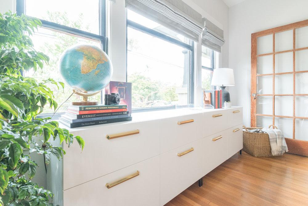 Ikea For Custom Office Storage, Lateral File Cabinet Ikea