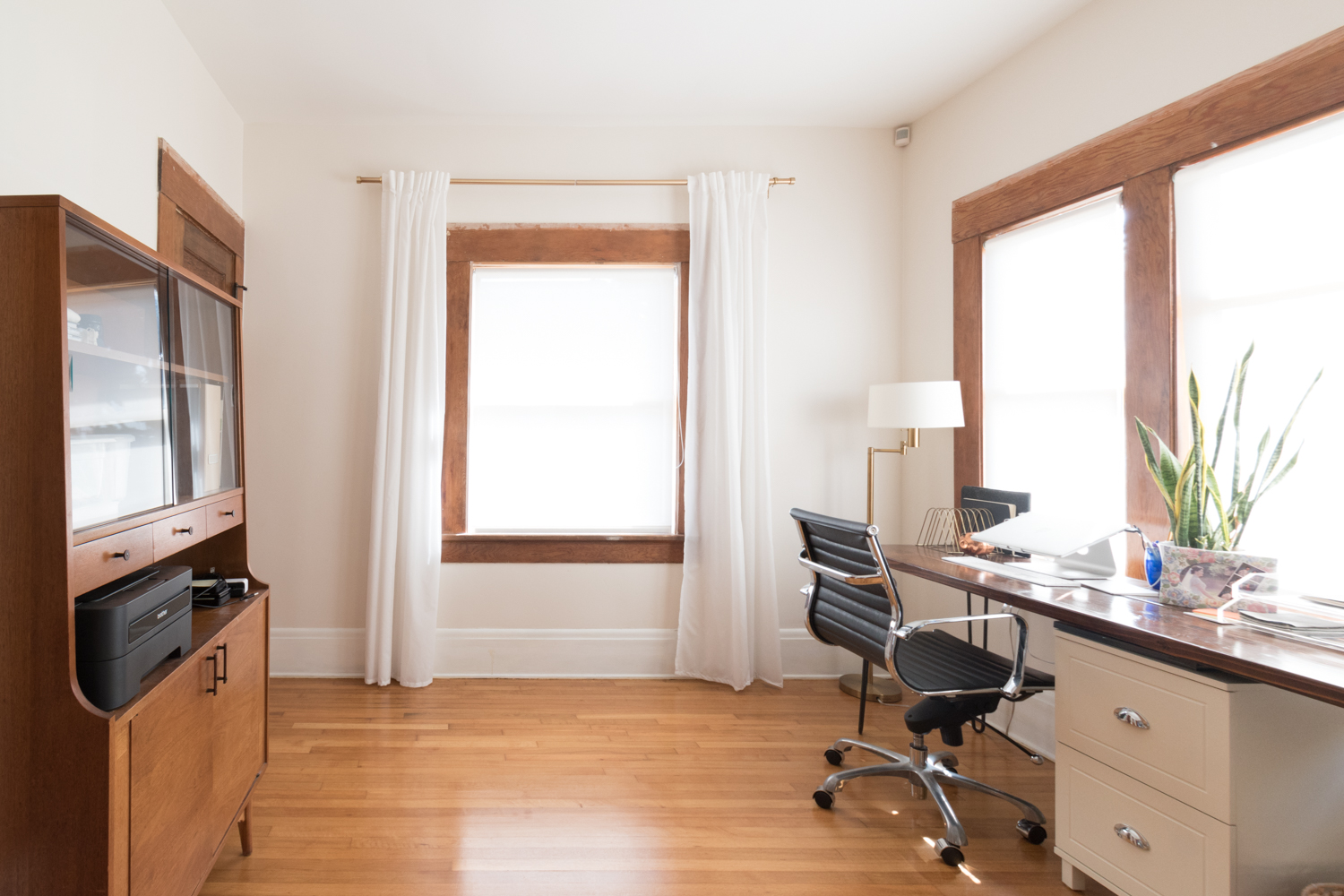 The Gold Hive Office Before