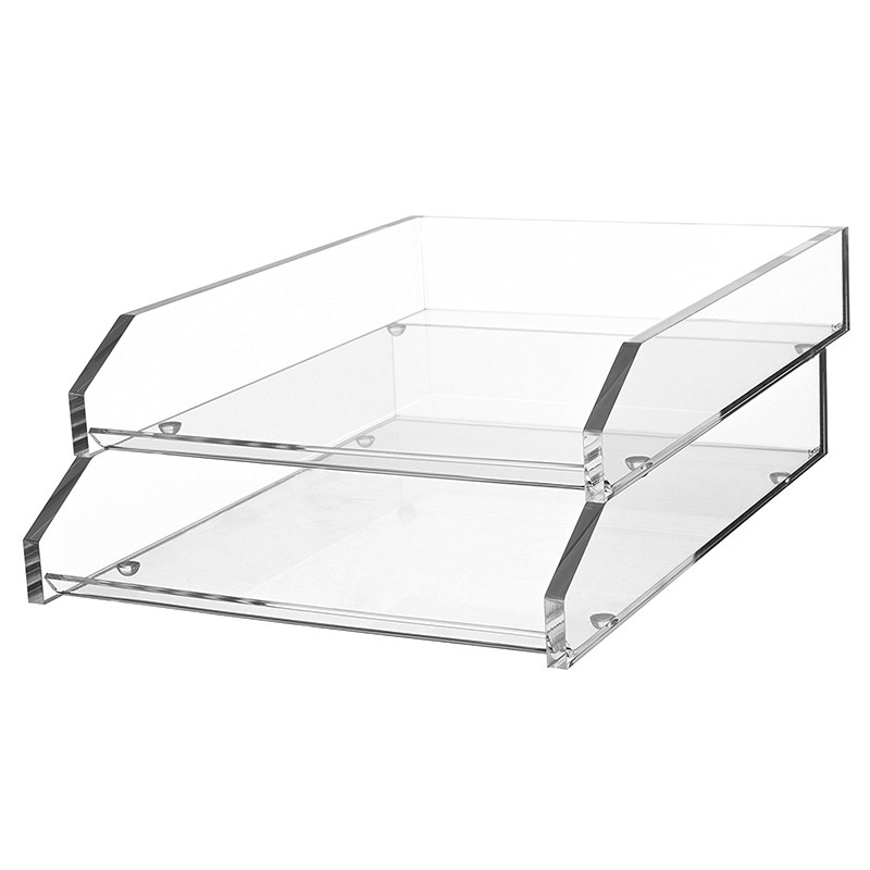 Clear filing Drawers