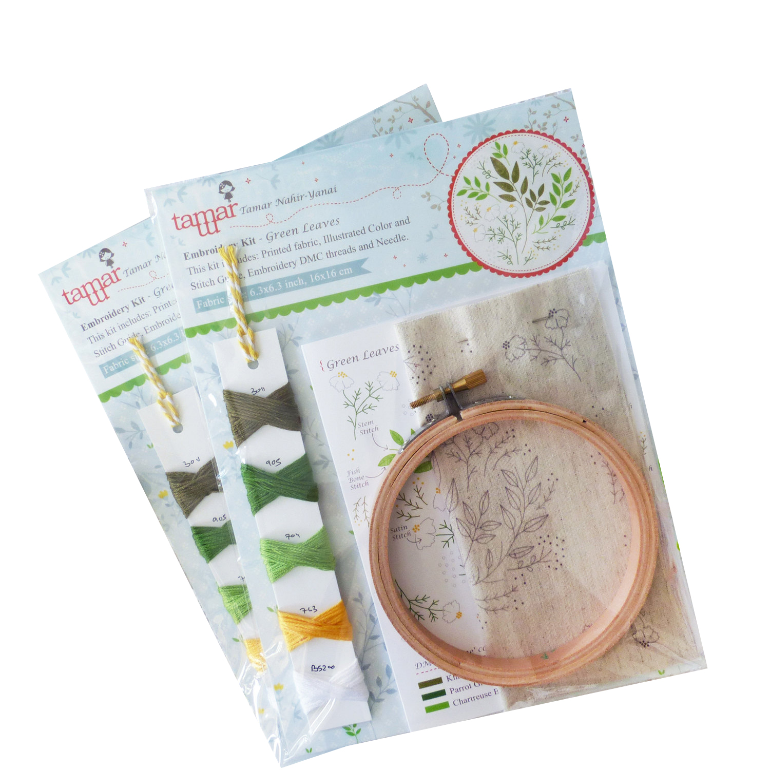 Copy of Embroidery Kit