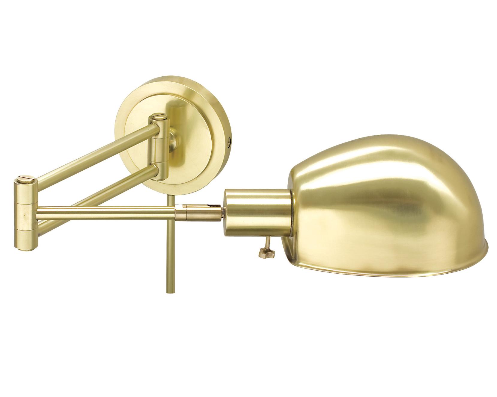 Brass Sconce