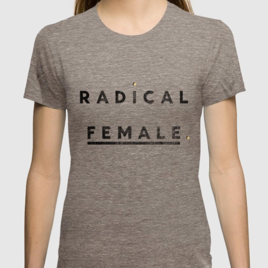 Door Sixteen Radical Female Tee