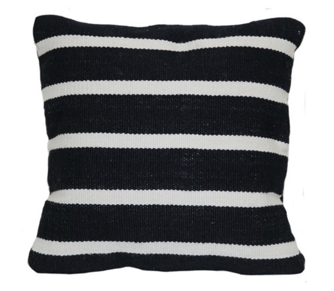 Target Outdoor Pillow Stripe