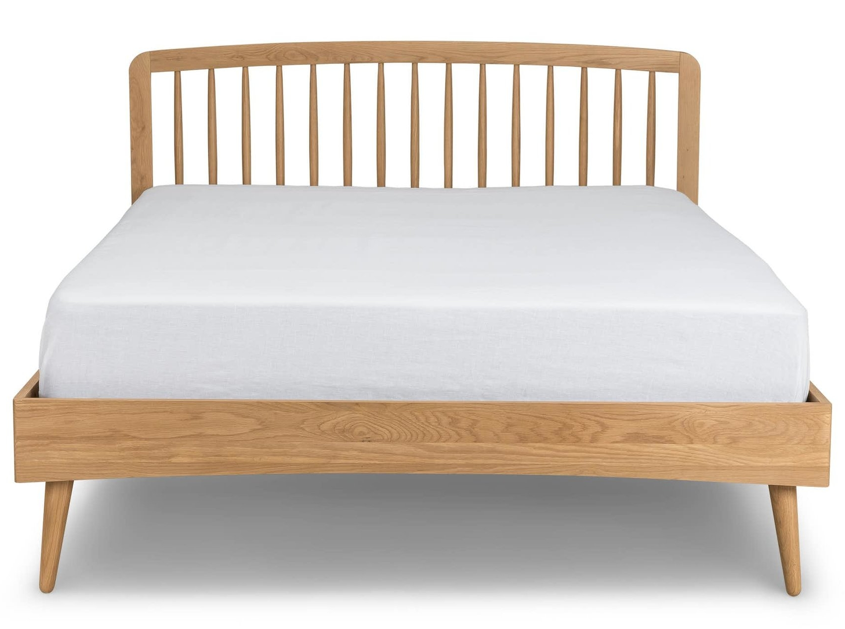 Article Culla Spindle Oak Bed