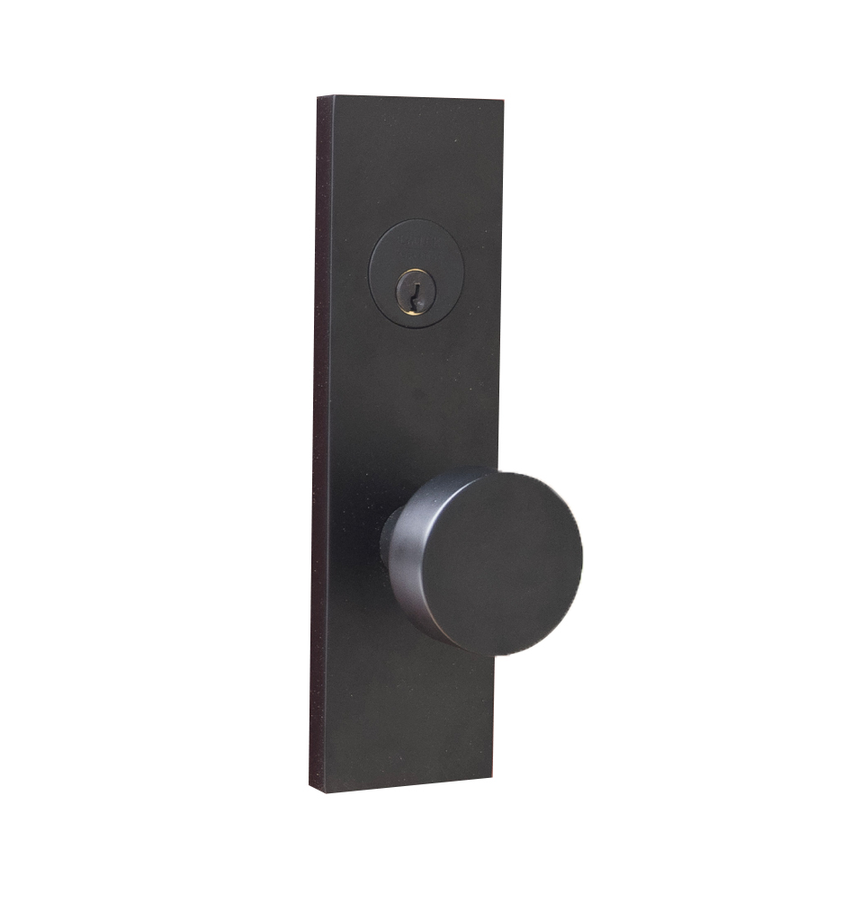 Copy of Copy of Copy of Copy of Emtek Mormont Mortise Round Knob Lock Set