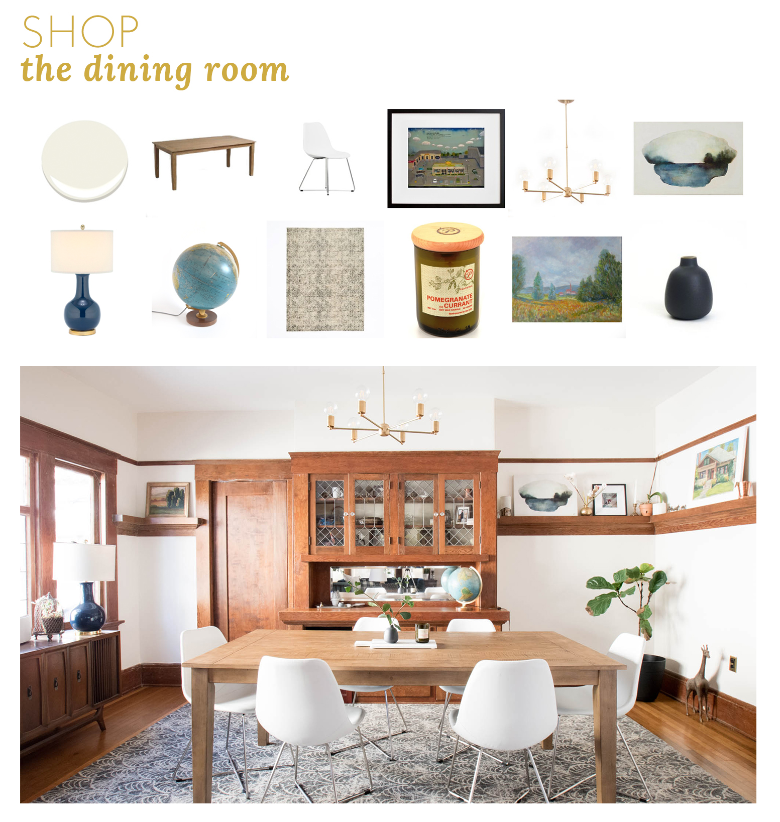 Shop the dining room The Gold Hive.jpg