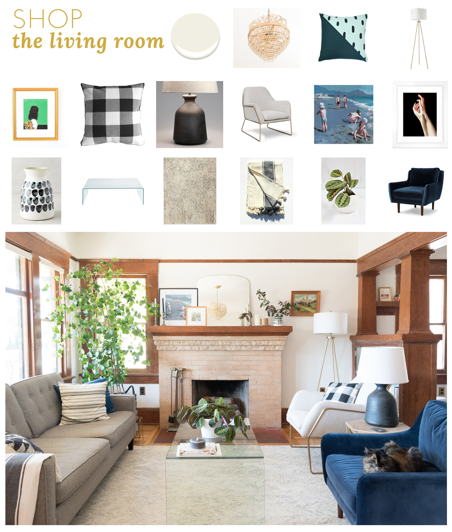 Shop the living room The Gold Hive.jpg