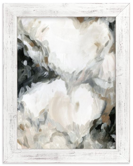 """MESMERIZE"" - PAINTING ART PRINT BY MELANIE SEVERIN."