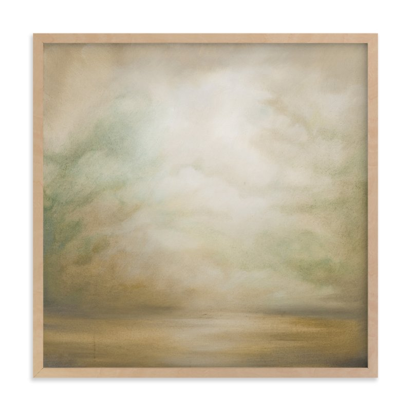 """""""MIST AND SHADOWS"""" - PAINTING LIMITED EDITION ART PRINT BY KELLY MONEY"""