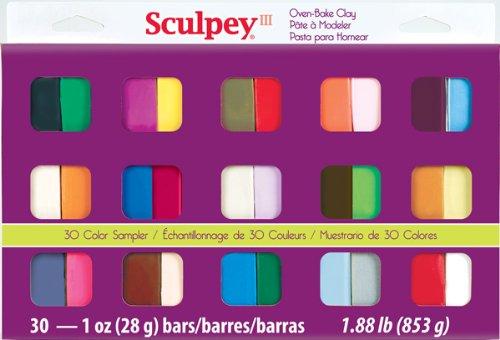 Sculpey Polymer Clay