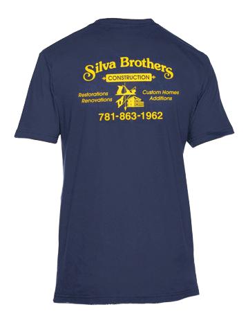 Silva Brothers Construction T-Shirt