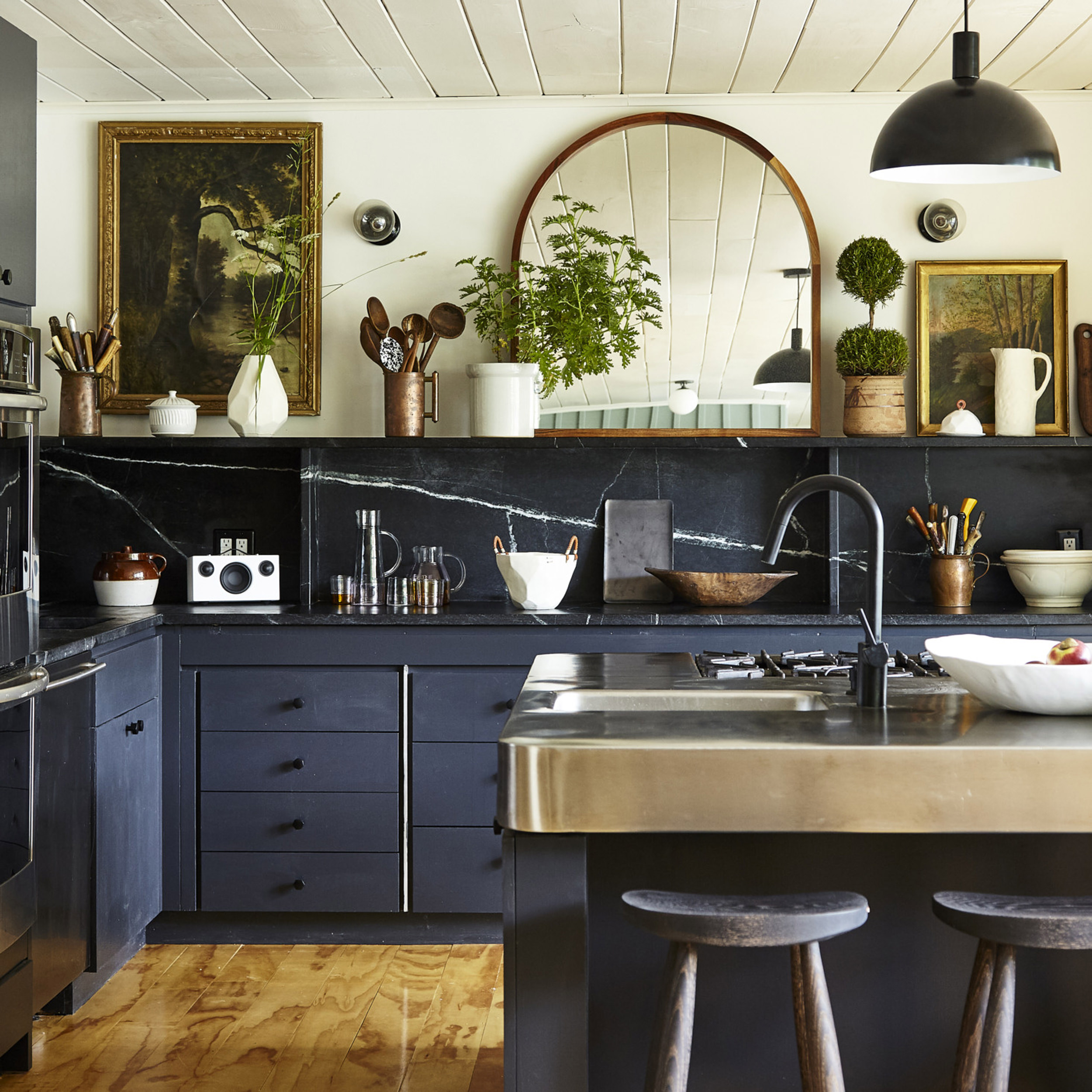 The Woodhouse Lodge: Designer Megan Pflug