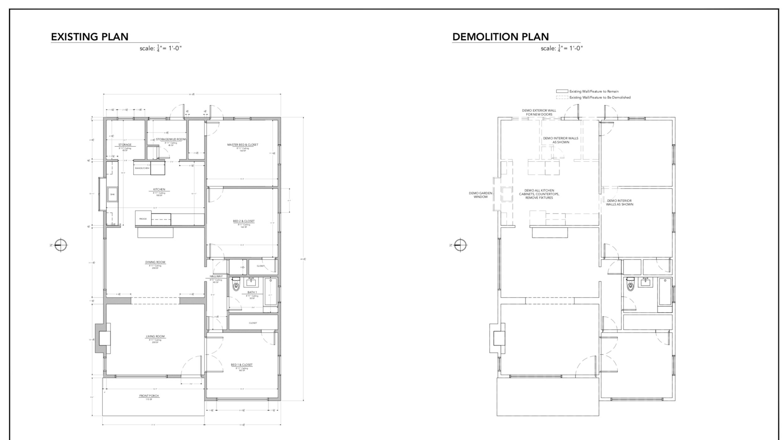 The Gold Hive Floor Plan Renovation