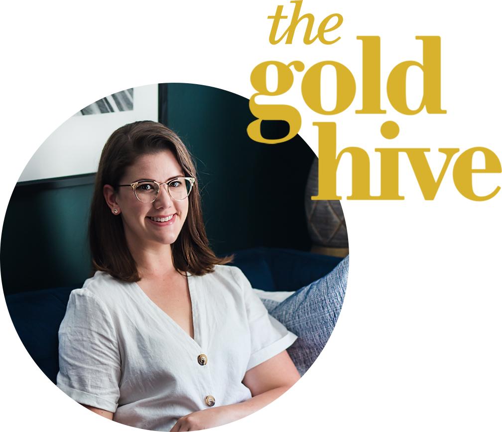 The Gold Hive headshot and logo - short.jpg
