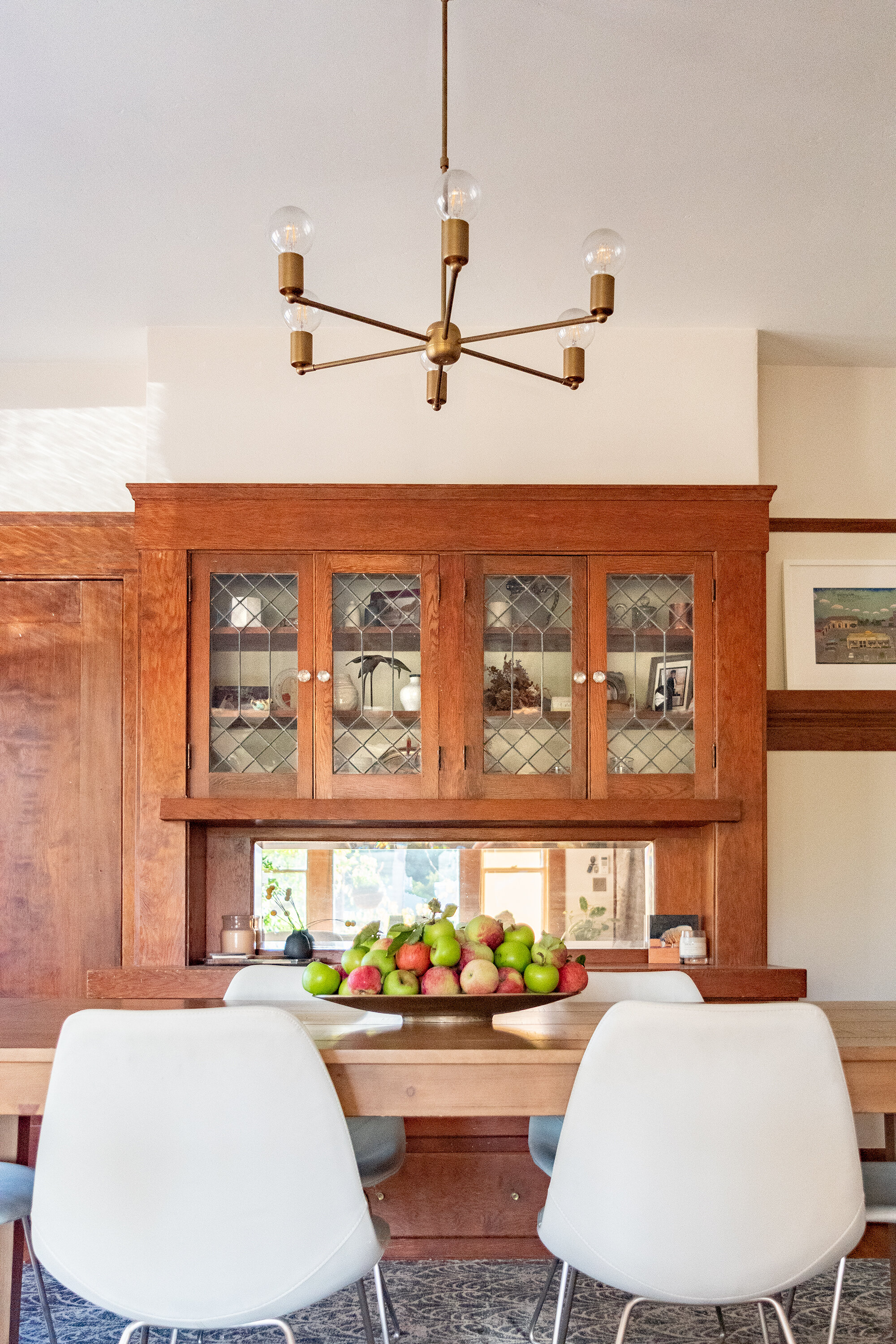 The Gold Hive apples on Dining Room Table.jpg