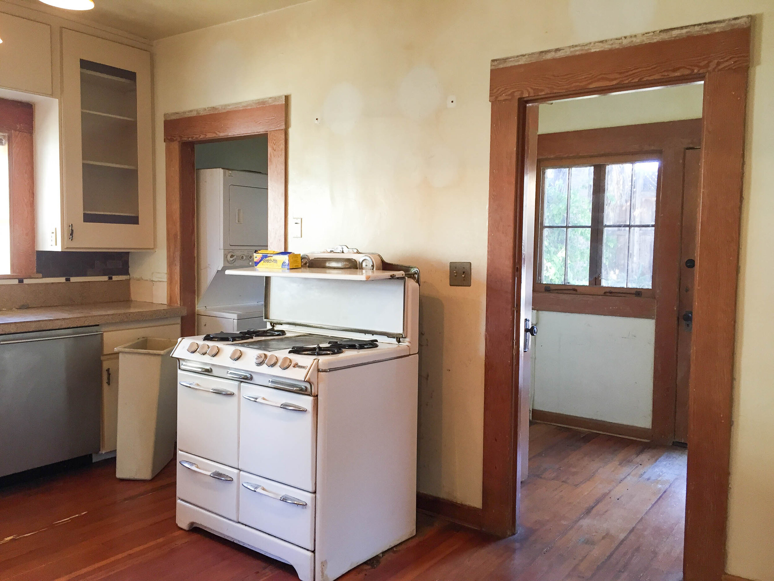 The Gold Hive $600 Kitchen Makeover Craftsman Bungalow Retro Style-4931.jpg