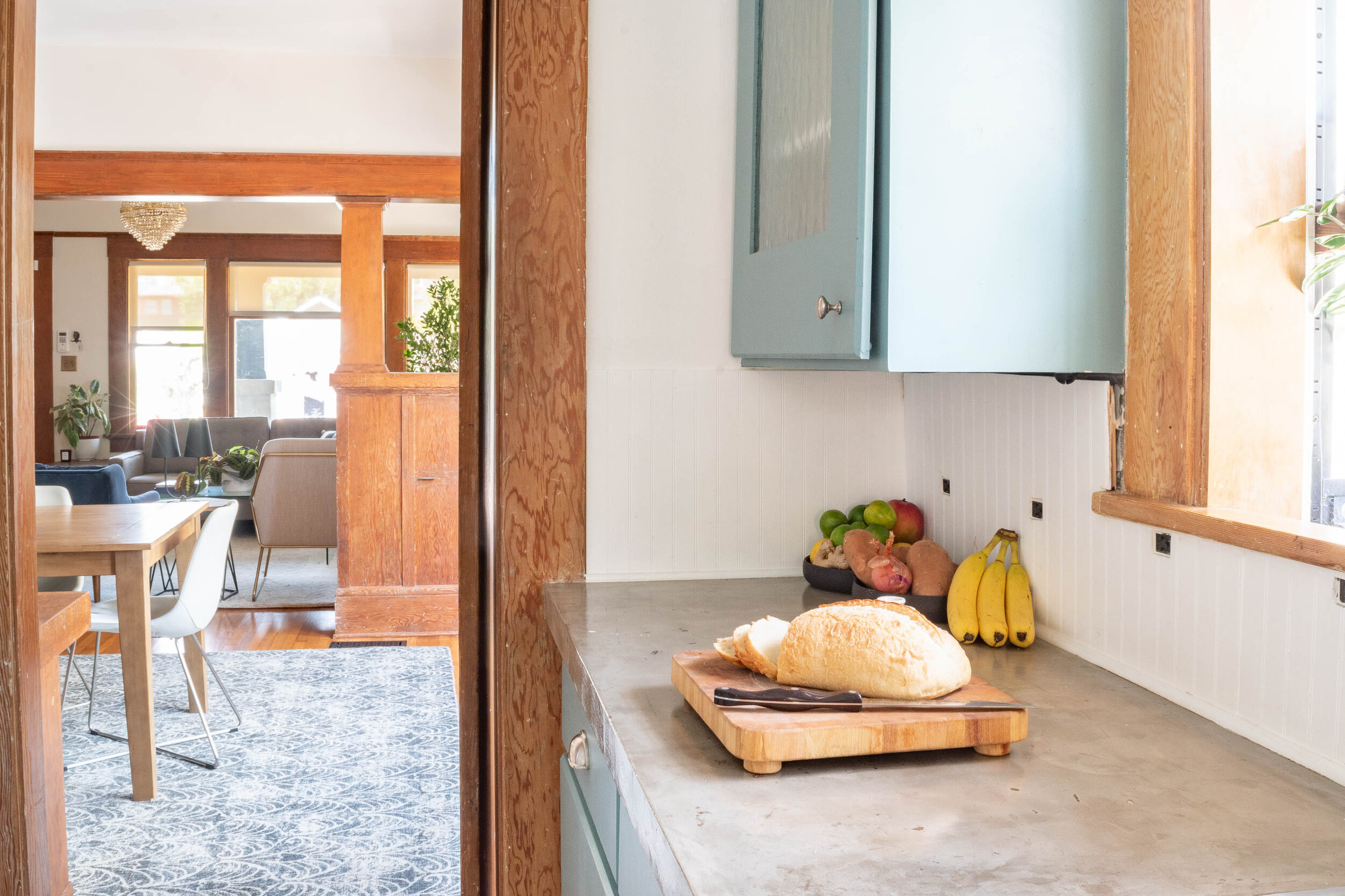 The Gold Hive $600 Kitchen Makeover Craftsman Bungalow Retro Style-0162.jpg
