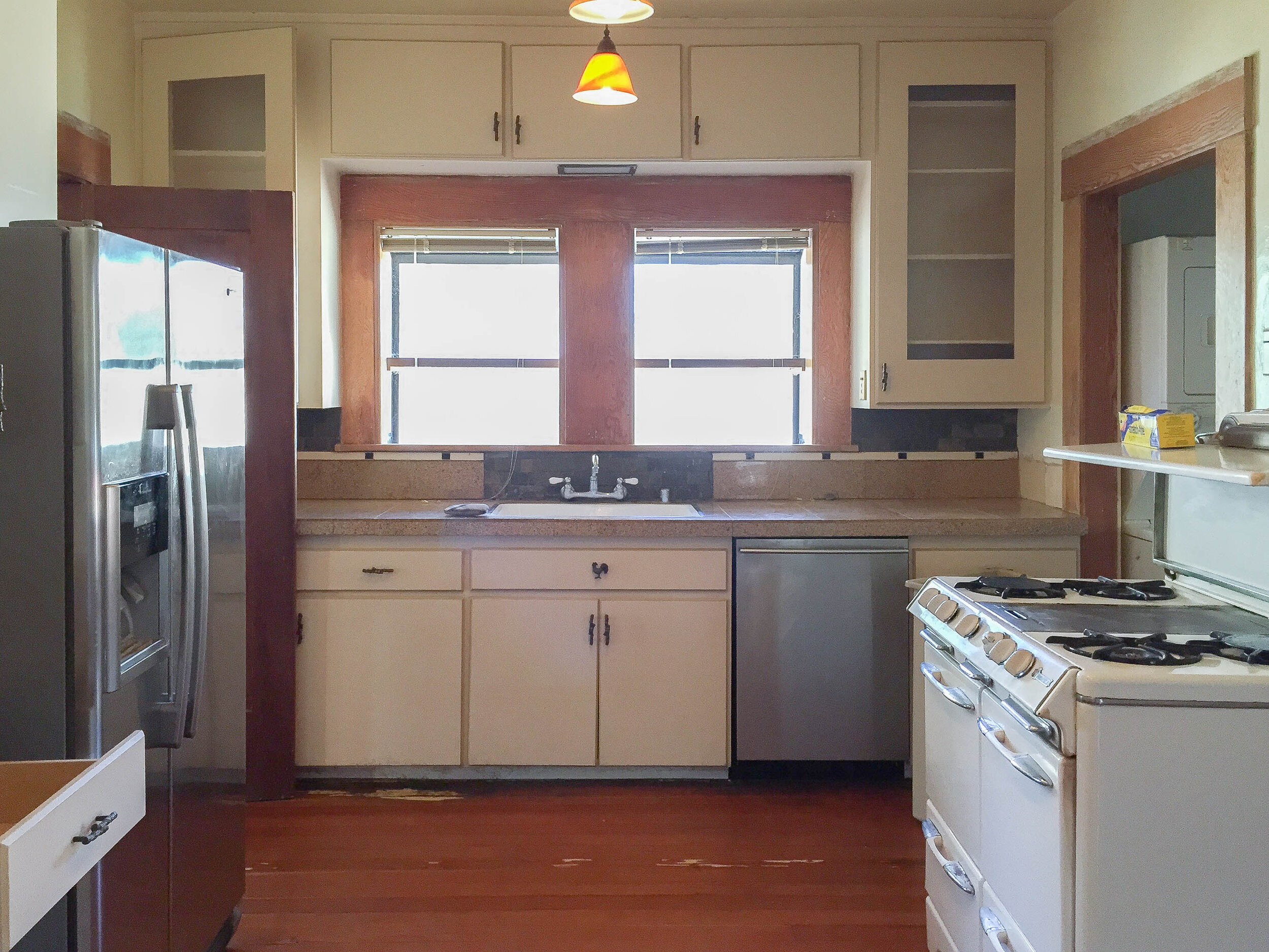 The Gold Hive $600 Kitchen Makeover Craftsman Bungalow Retro Style-4929.jpg