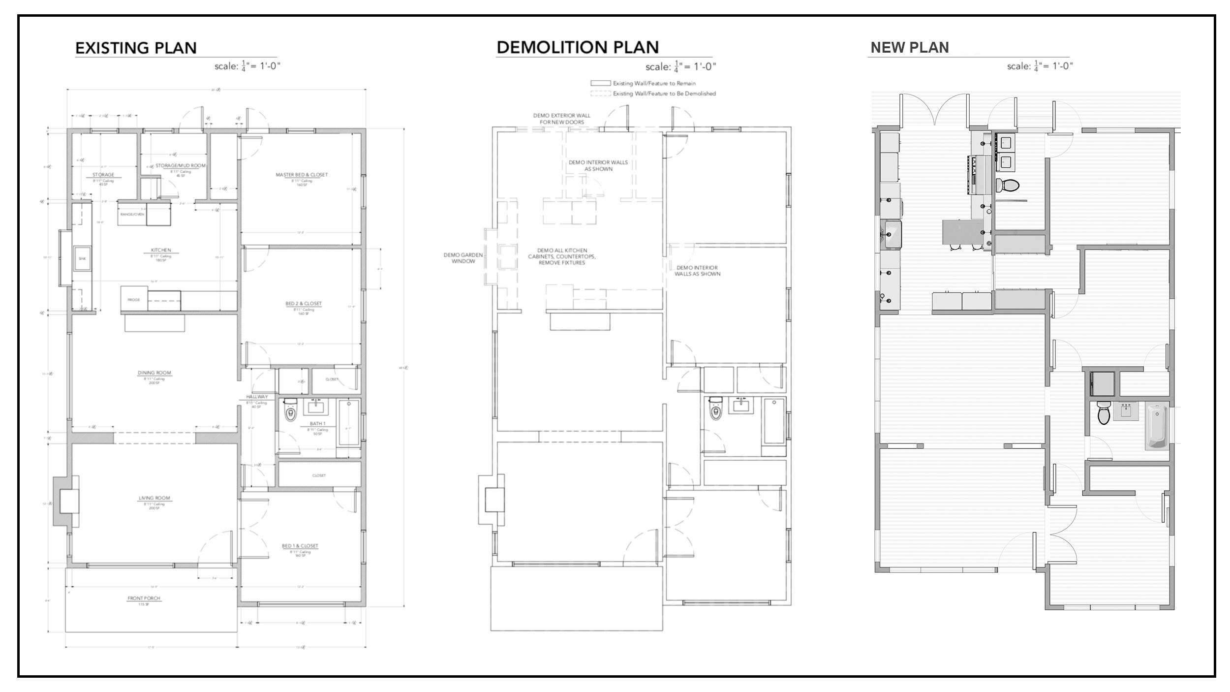 Getting You Up To Speed On The Kitchen And Bathroom Remodel Plans