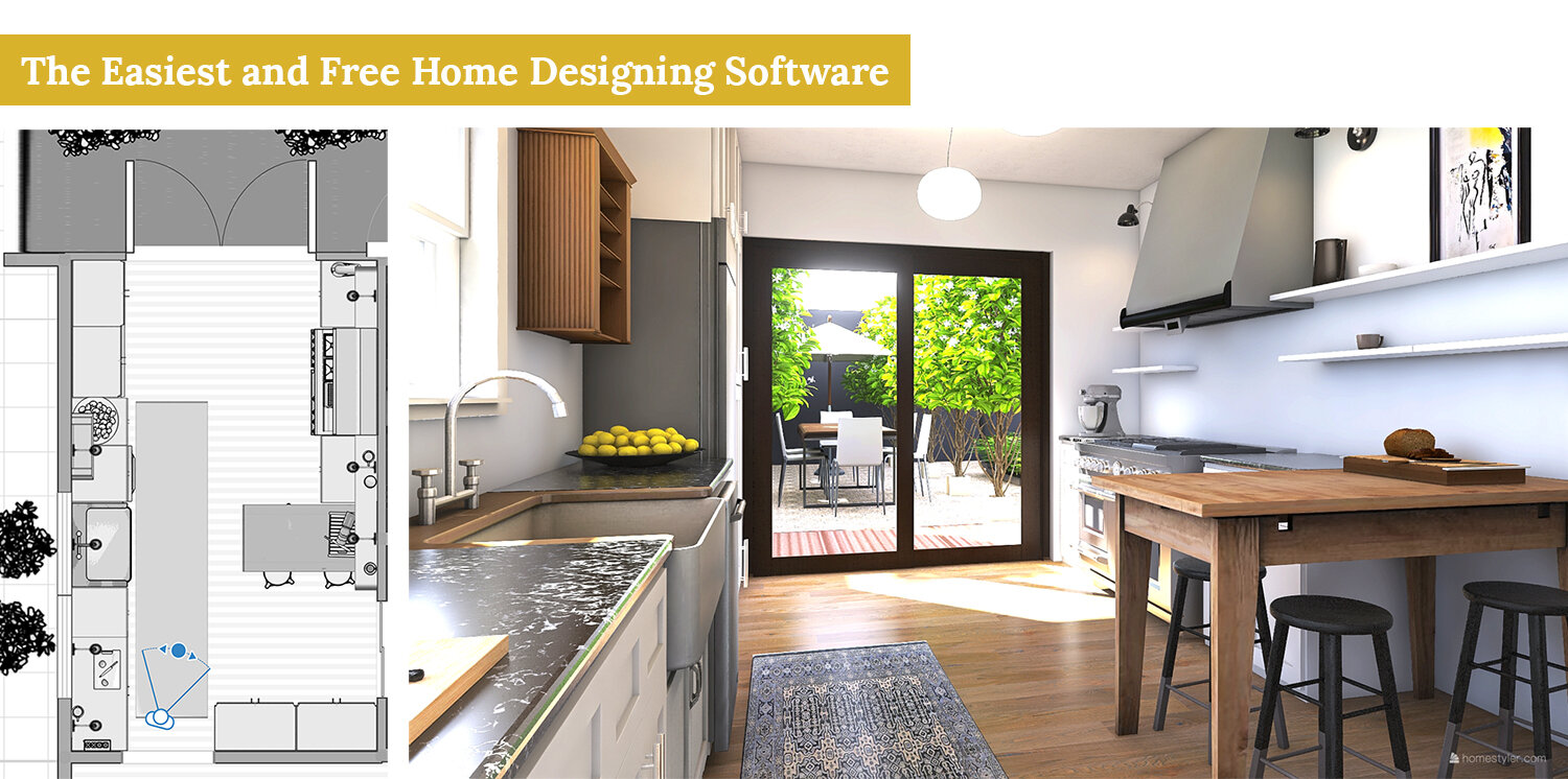 The Free And Easy Software I Ve Been Using For Home Designing The Gold Hive
