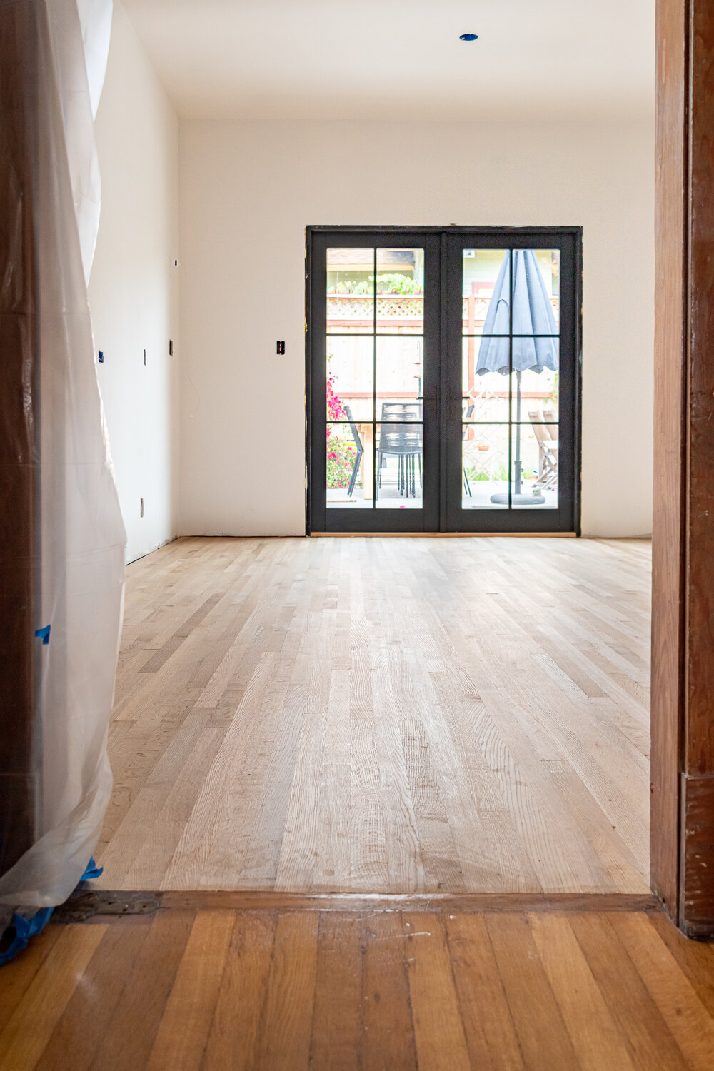 Installing New Hardwood Floors in Our Old Home — The Gold Hive