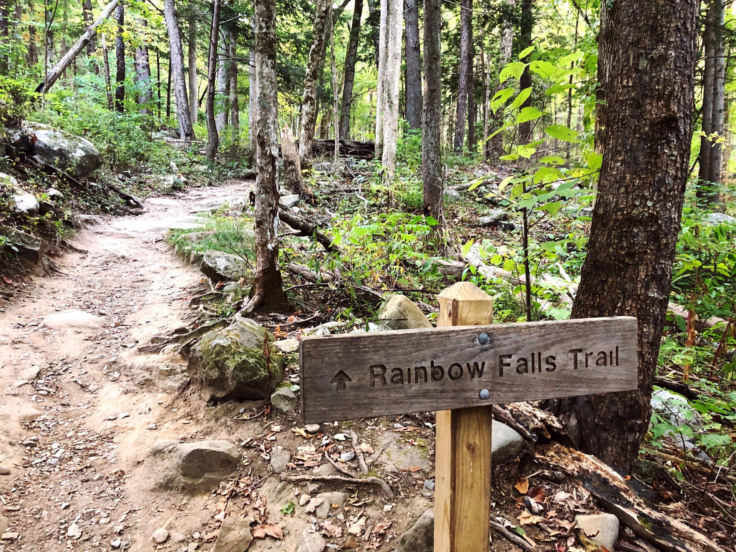 mount-leconte-rainbow falls trail-great-smoky-mountains-gatlinberg-tennessee0422.JPG