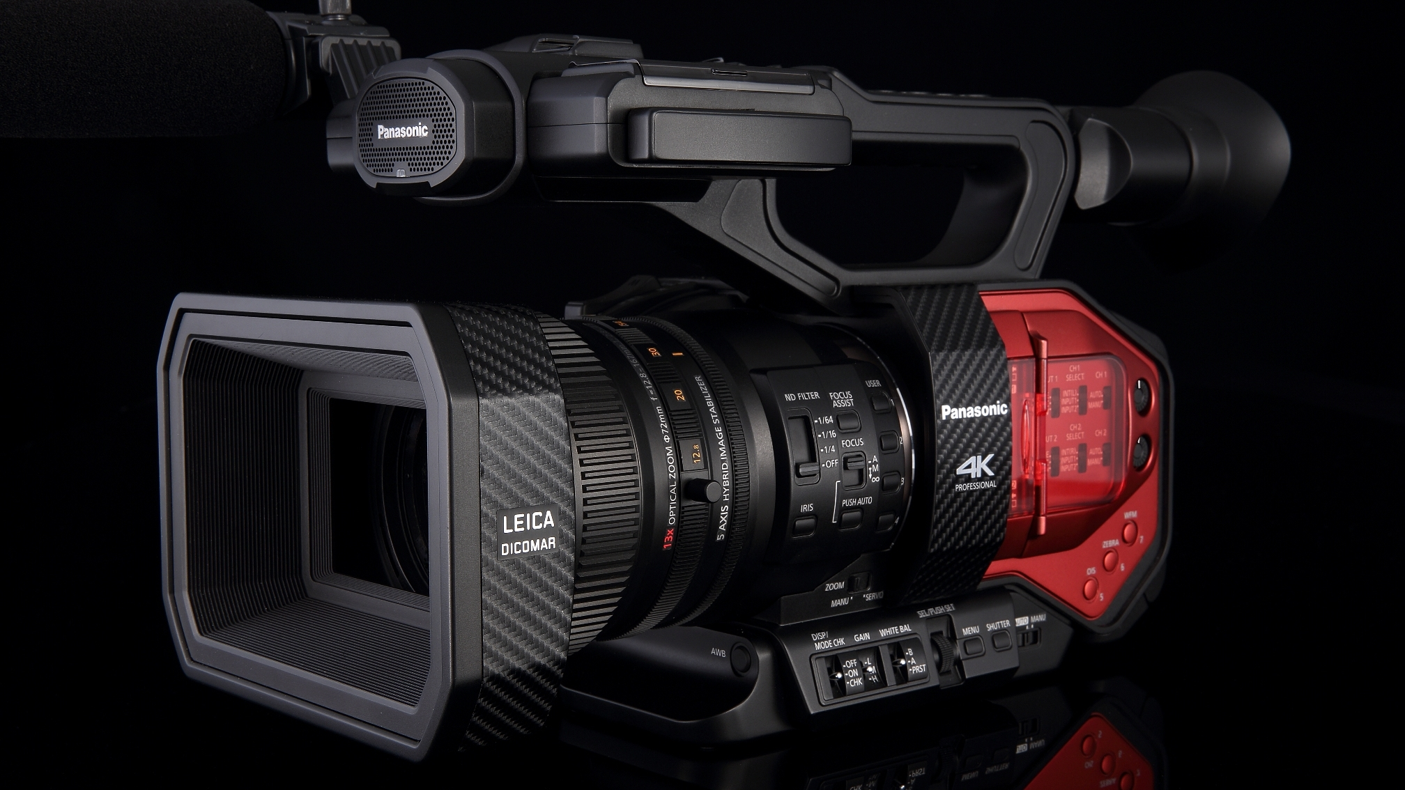 Panasonic AG-DVX200 4K Camera
