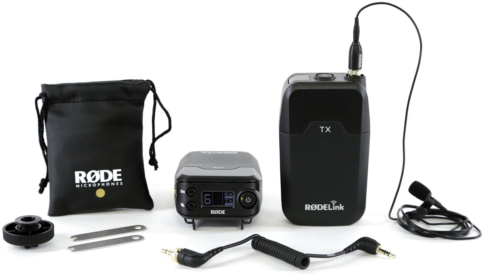 RODELink Wireless Mic Kit