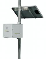 Pole Mounted Solar