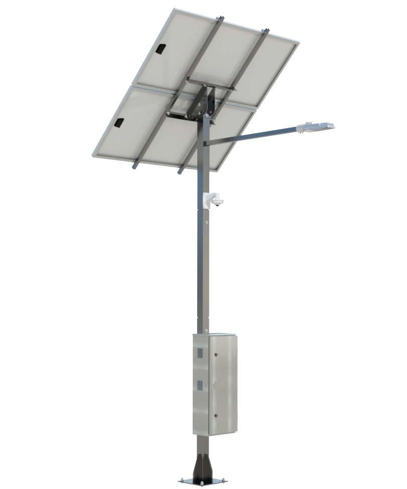Solar Security Lighting